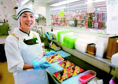 【惣菜加工】働くママさん・主婦(夫)・フリーターさん!一緒に働きませんか!?パートさん・アルバイトさん大募集