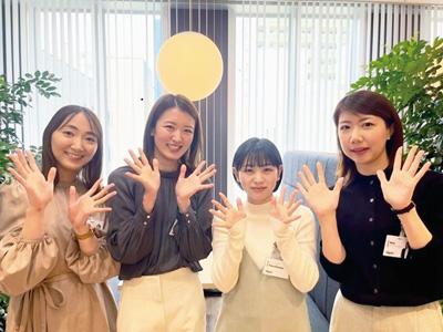 <損害サービススタッフ>楽天グループ正社員大募集! 楽天保険グループ松山ビジネスセンターは定年まで働きやすさと、働きがいを社員に提供する職場をめざします!! 転勤なし!